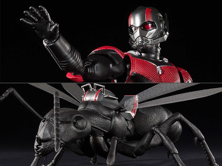 S.H.Figuarts - Ant-Man and the Wasp - Ant-Man & Ant Set - TOYBOT IMPORTZ