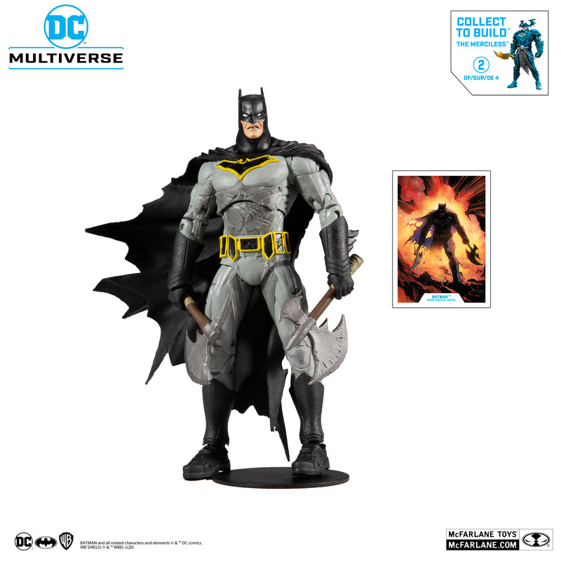 McFarlane Toys - DC Multiverse: Batman [Dark Nights: Metal]