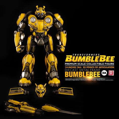 Transformers - 3A Bumblebee Premium Scale