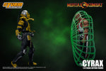 Storm Collectibles - Mortal Kombat: Cyrax Storm Collectibles - TOYBOT IMPORTZ