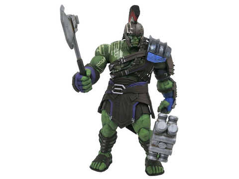 Marvel Select - Thor 3: Ragnarok - Hulk Gladiator Diamond Select - TOYBOT IMPORTZ