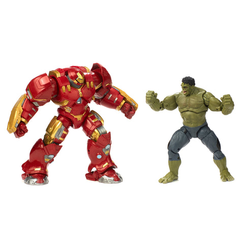 Marvel Legends - MCU 10th Anniversary - Hulk and Hulkbuster HASBRO - TOYBOT IMPORTZ