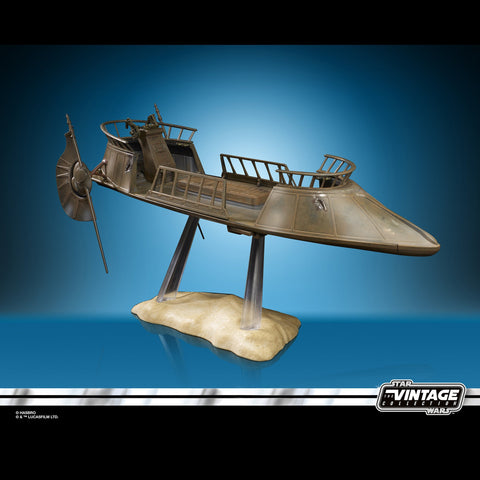 Star Wars The Vintage Collection - Skiff Vehicle Exclusive