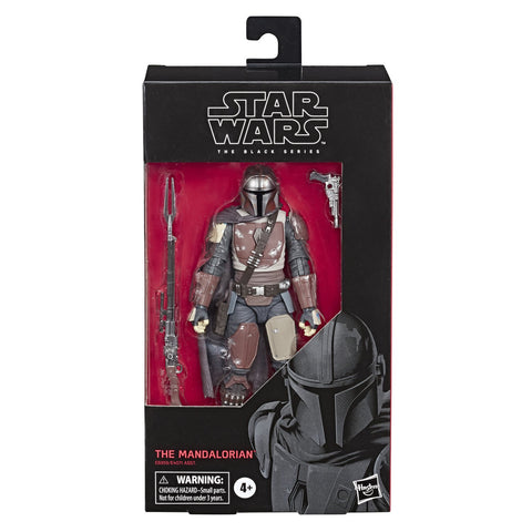 Star Wars - The Black Series: The Mandalorian HASBRO - TOYBOT IMPORTZ