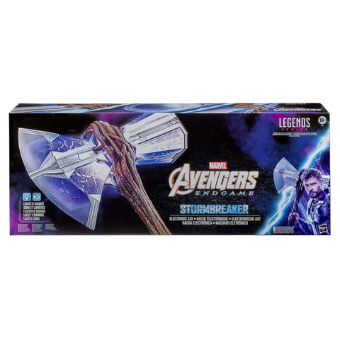 Marvel Legends - Avengers Endgame Stormbreaker