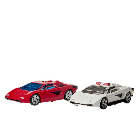 Transformers - Generations Selects: Spinout & Cordon 2 Pack