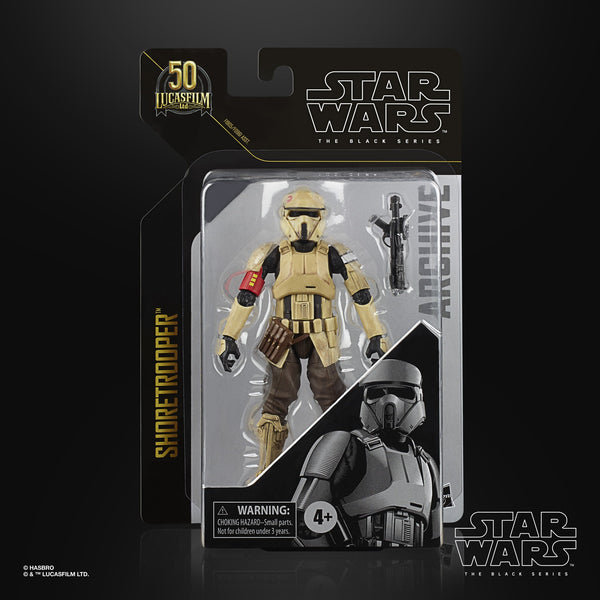 Star Wars - The Black Series Archive: Shoretrooper