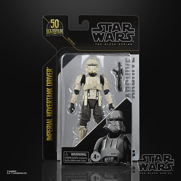 Star Wars - The Black Series Archive: Imperial Hovertank Driver