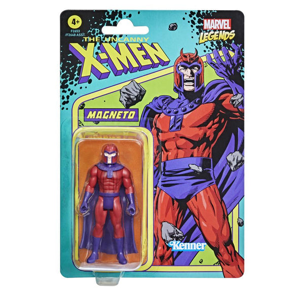 Marvel Legends - Retro 3.75 Collection: Magneto