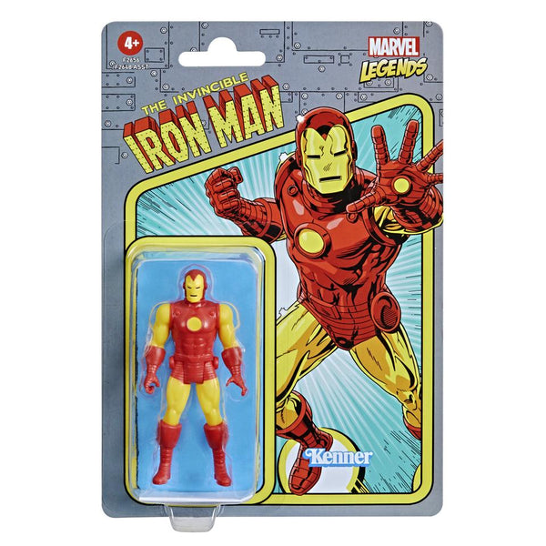 Marvel Legends - Retro 3.75 Collection: Iron Man