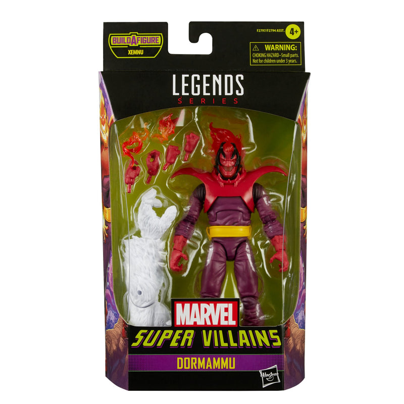 Marvel Legends - Super Villians: Dormammu