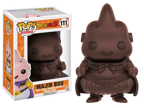 Pop! Vinyl - Dragon Ball Z - Chocolate Majin Buu US Exclusive - TOYBOT IMPORTZ