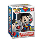 Funko - Pop! Vinyl - Superman Cyborg SDCC 2020