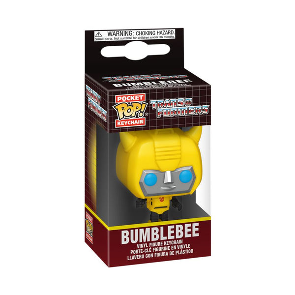 Transformers - Bumblebee Pocket Pop! Keychain