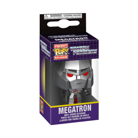 Transformers - Megatron Pocket Pop! Keychain