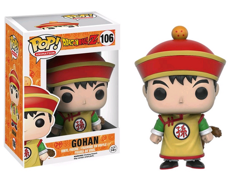 Pop! Vinyl - Dragon Ball Z - Gohan Funko - TOYBOT IMPORTZ