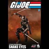 G.I. Joe -  Snake Eyes 1:6 Scale Collectible Action Figure