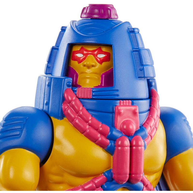 Masters of the Universe - Origins: Man-e-faces
