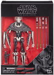 Star Wars - The Black Series [Deluxe] General Grievous