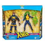 Marvel Legends - 90's Havok and Polaris [Exclusive] HASBRO - TOYBOT IMPORTZ