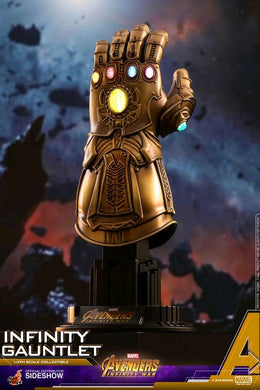 Hot Toys - Avengers 3: Infinity War - Infinity Gauntlet 1:4 Scale Replica - TOYBOT IMPORTZ