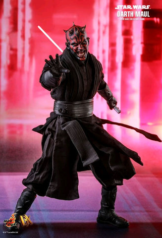 Hot Toys - Star Wars - Darth Maul - Episode I The Phantom Menace - TOYBOT IMPORTZ