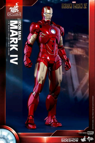 Hot Toys - Iron Man 2 - Mark IV - TOYBOT IMPORTZ