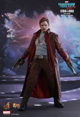 Hot Toys - Guardians of the Galaxy: Vol. 2 - Star-Lord Deluxe - TOYBOT IMPORTZ