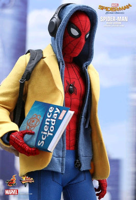 Hot Toys - Spider-Man: Homecoming - Spider-Man Deluxe - TOYBOT IMPORTZ