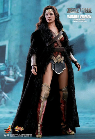 Hot Toys - Justice League - Wonder Woman Deluxe - TOYBOT IMPORTZ
