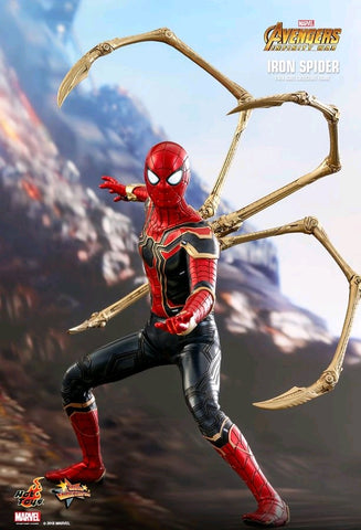 Hot Toys - Avengers 3: Infinity War -  Iron Spider Hot Toys - TOYBOT IMPORTZ
