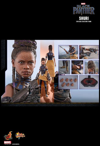 Hot Toys - Black Panther - Shuri - TOYBOT IMPORTZ