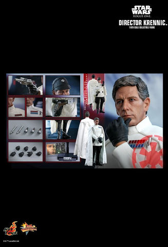 Hot Toys - Star Wars: Rogue One - Director Krennic TOYBOT IMPORTZ - TOYBOT IMPORTZ