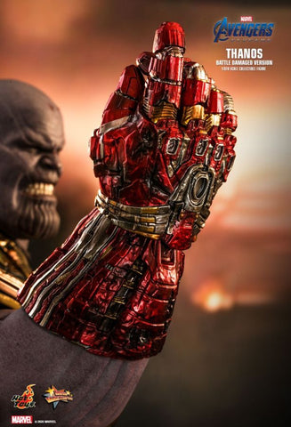 Hot Toys - Avengers 4: Endgame Thanos Battle Damaged