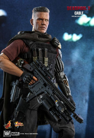Hot Toys - Deadpool 2: Cable