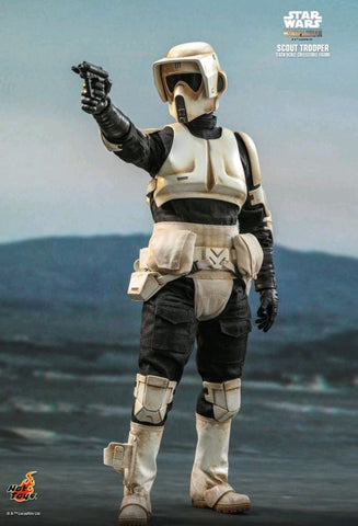 Hot Toys - Star Wars: The Mandalorian Scout Trooper