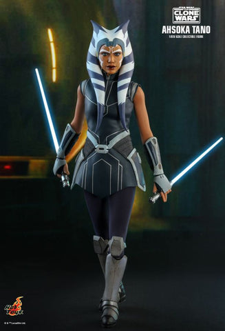 Hot Toys - Star Wars: The Clone Wars - Ahsoka Tano
