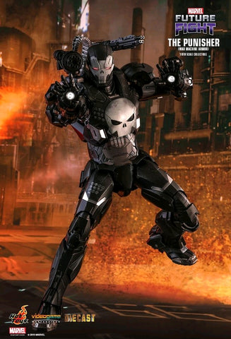 Hot Toys - Future Fight: Punisher War Machine