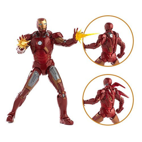 Marvel Legends - MCU 10th Anniversary - Iron Man - TOYBOT IMPORTZ