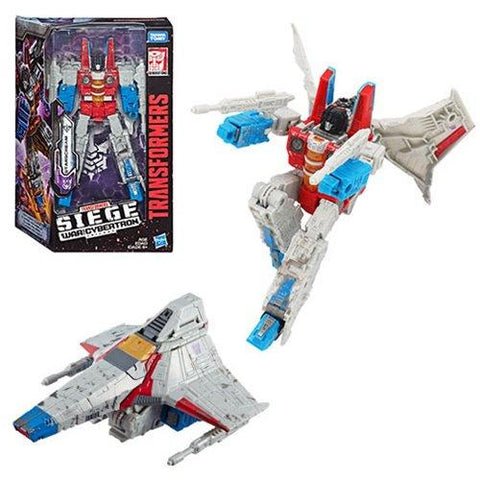 Transformers WFC Siege - Voyager Starscream