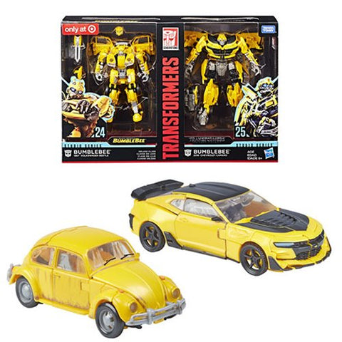 Transformers - Studio Series 24 & 25 Bumblebee 2-Pack [Exclusive] HASBRO - TOYBOT IMPORTZ