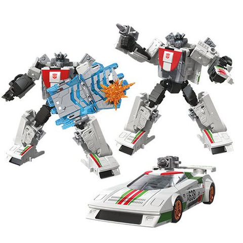 Transformers - WFC Earthrise: Deluxe Wheeljack HASBRO - TOYBOT IMPORTZ