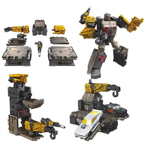 Transformers - WFC Earthrise: Deluxe Ironworks