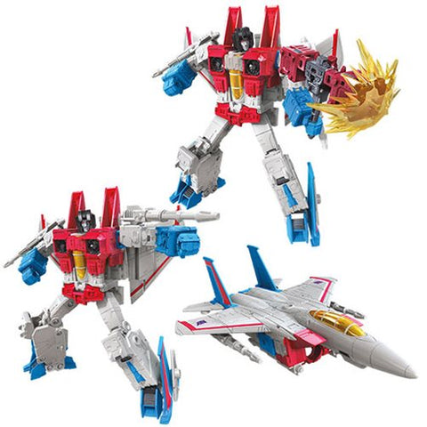 Transformers - WFC Earthrise: Voyager Starscream