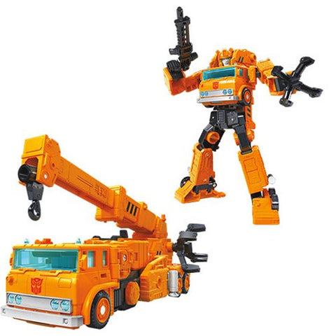 Transformers - WFC Earthrise: Voyager Grapple HASBRO - TOYBOT IMPORTZ