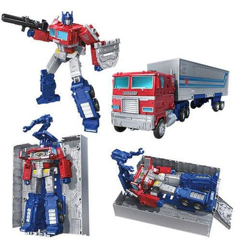Transformers - WFC Earthrise: Leader Optimus Prime
