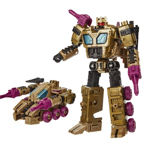 Transformers - Generation Selects: Deluxe Black Roritchi