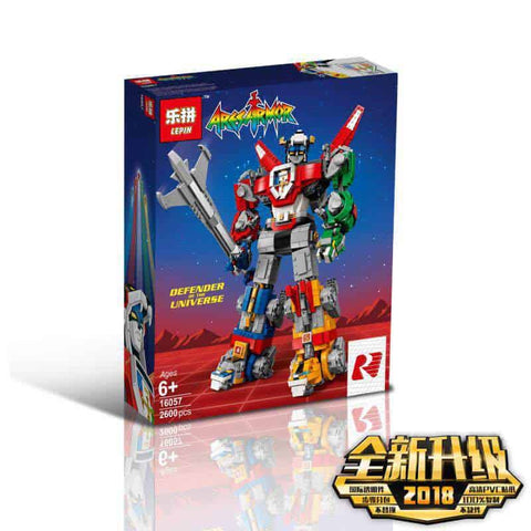 Lepin - No.16057 - Ares Armor Lepin - TOYBOT IMPORTZ