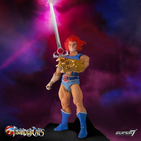 Super7 - Thundercats Ultimate Figure: Lion-O Super7 - TOYBOT IMPORTZ
