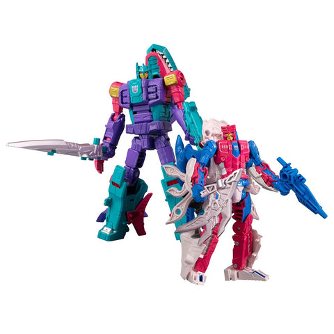 Transformers - Generations Selects: Overbite & Tentakill [Exclusive] Takara Tomy - TOYBOT IMPORTZ